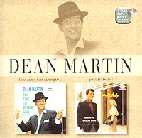 Обложка альбома «This Time I'm Swingin» / Pretty Baby» (Dean Martin, 1996)