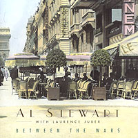 Обложка альбома «Al Stewart With Laurence Juber. Between The Wars» (Al Stewart, Laurence Juber, 1995)