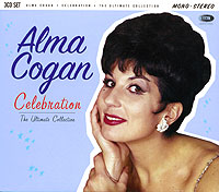 Обложка альбома «Celebration. The Ultimate Collection» (Alma Cogan, 2006)