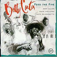 Обложка альбома «Feed The Fire» (Betty Carter, 2006)
