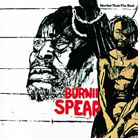 Обложка альбома «Harder Than The Best» (Burning Spear, 2000)