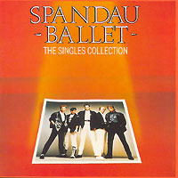Обложка альбома «The Singles Collection» (Spandau Ballet, 1986)
