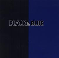Обложка альбома «Black And Blue» (Backstreet Boys, 2000)