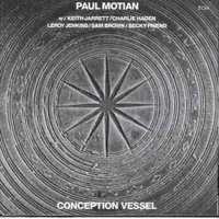 Обложка альбома «Conception Vessel» (Paul Motian, 2006)