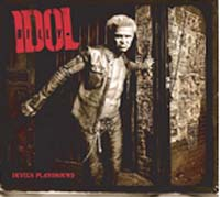 Обложка альбома «Devil's Playground» (Billy Idol, 2005)