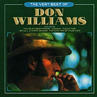 Обложка альбома «The Very Best Of Don Williams» (Don Williams, 1992)