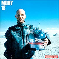 Обложка альбома «18» (Moby, 2003)