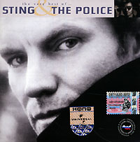 Обложка альбома «And The Police. The Very Best Of Sting And The Police» (Sting, 1997)