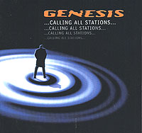 Обложка альбома «Calling All Stations» (Genesis, 1997)