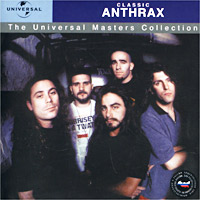 Обложка альбома «Classic. Anthrax. The Universal Masters Collection» (Anthrax, 2001)