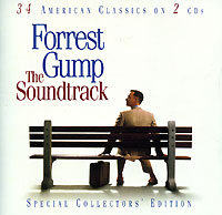 Обложка альбома «Forrest Gump. The Soundtrack. Special Collectors» Edition» (2001)