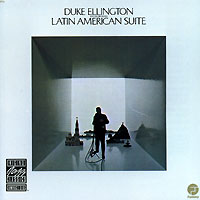 Обложка альбома «Latin American Suite» (Duke Ellington And His Orchestra, 1990)