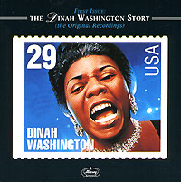 Обложка альбома «The Dinah Washington Story» (Dinah Washington, 1993)