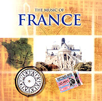 Обложка альбома «The Music Of France» (2005)