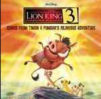 Обложка альбома «Original Soundtrack. The Lion King 3» (2006)