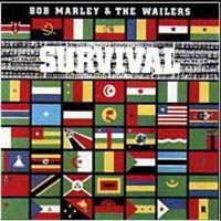Обложка альбома «And The Wailers. Survival» (Bob Marley, 2001)