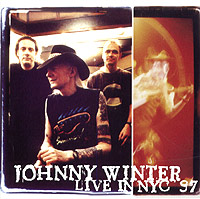 Обложка альбома «Live In Nyc «97» (Johnny Winter, 1998)