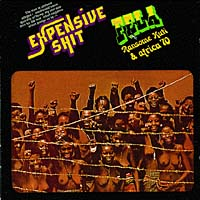 Обложка альбома «Expensive Shit / He Miss Road» (Fela Kuti, 1999)