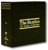 Обложка альбома «CD Singles Collection» (The Beatles, 1992)