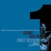 Обложка альбома «First Session» (Grant Green, ????)