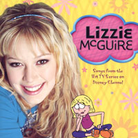 Обложка альбома «Lizzie McGuire. Songs From The Hit TV Series On Disney Channel» (2006)