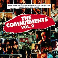 Обложка альбома «The Commitments, Vol. 2. Music From The Original Motion Picture Soundtrack Plus 7 Great New Tracks» (1992)