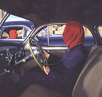 Обложка альбома «Frances The Mute» (The Mars Volta, 2005)