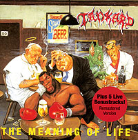 Обложка альбома «The Meaning Of Life» (Tankard, 2006)