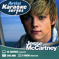 Обложка альбома «Artist Karaoke Series» (Jesse McCartney, 2006)