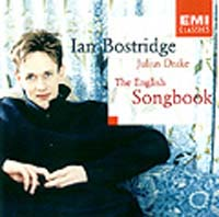 Обложка альбома «The English Songbook» (Ian Bostridge, ????)