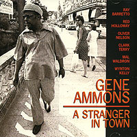 Обложка альбома «A Stranger In Town» (Gene Ammons, 2002)