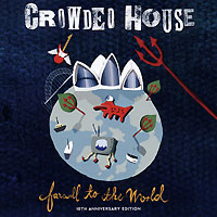 Обложка альбома «Farewell To The World» (Crowded House, 2006)