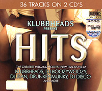 Обложка альбома «Klubbheads. Hits» (2002)