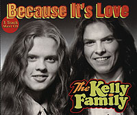 Обложка альбома «Because It's Love» (The Kelly Family, 1997)