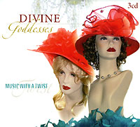 Обложка альбома «Divine Goddesses. Music With A Twist» (2006)