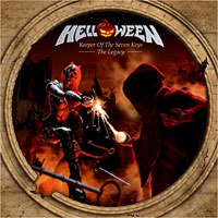 Обложка альбома «Keeper Of The Seven Keys — The Legacy» (Helloween, 2005)