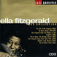 Обложка альбома «Jazz Archives. Ella Fitzgerald. CD 3. MP3 Collection» (Ella Fitzgerald, 2003)