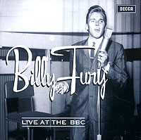 Обложка альбома «Live At The BBC» (Billy Fury, 2006)
