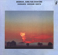 Обложка альбома «Shankar. Song For Everyone» (Shankar, Garbarek, Hussain, Gurtu, 2002)