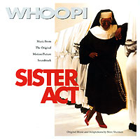 Обложка альбома «Sister Act. Music From Original The Motion Picture Soundtrack» (2001)