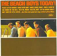 Обложка альбома «Today! / Summer Days» (The Beach Boys, 2003)