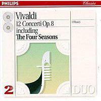 Обложка альбома «Vivaldi. 12 Concerti Op. 8. The Four Seasons. I Musici» (I Musici, 2006)