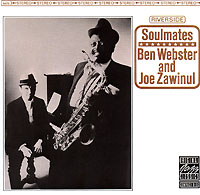 Обложка альбома «And Joe Zawinul. Soulmates» (Ben Webster, 1991)
