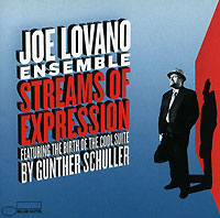 Обложка альбома «Ensemble. Streams Of Expression» (Joe Lovano, 2006)