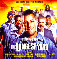 Обложка альбома «Music From And Inspired By The Motion Picture» (The Longest Yard, 2006)