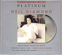 Обложка альбома «Platinum. 12 Greatest Hits. Volume II» (Neil Diamond, 2002)