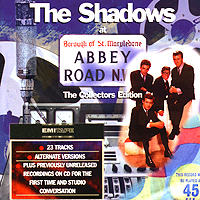 Обложка альбома «Shadows At Abbey Road. The Collection Edition» (The Shadows, 1997)