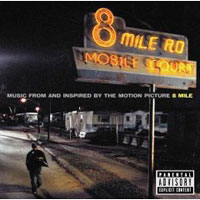 Обложка альбома «Various Artists. 8 Mile. Original Soundtrack» (2006)