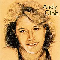 Обложка альбома «Andy Gibb» (Andy Gibb, 1992)