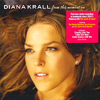 Обложка альбома «From This Moment On» (Diana Krall, 2006)